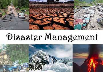 DISASTER MANAGEMENT And SECURITY